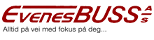 Evenes Buss AS Logo